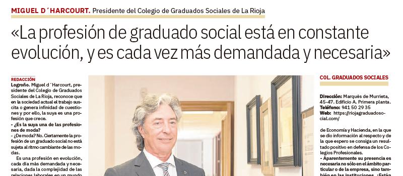 Suplemento Especial Colegios Profesionales Junio 2020